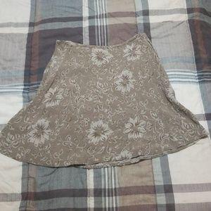 Bag G Age JPR SIZE 7 skirt